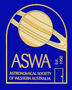 (Staging) Astronomical Society of Western Australia, Inc.